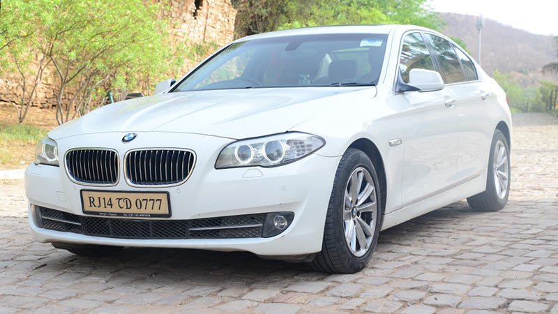 Bmw 5 Series In Jaipur Luxury Car Rental Hire In Jaipur For Wedding
